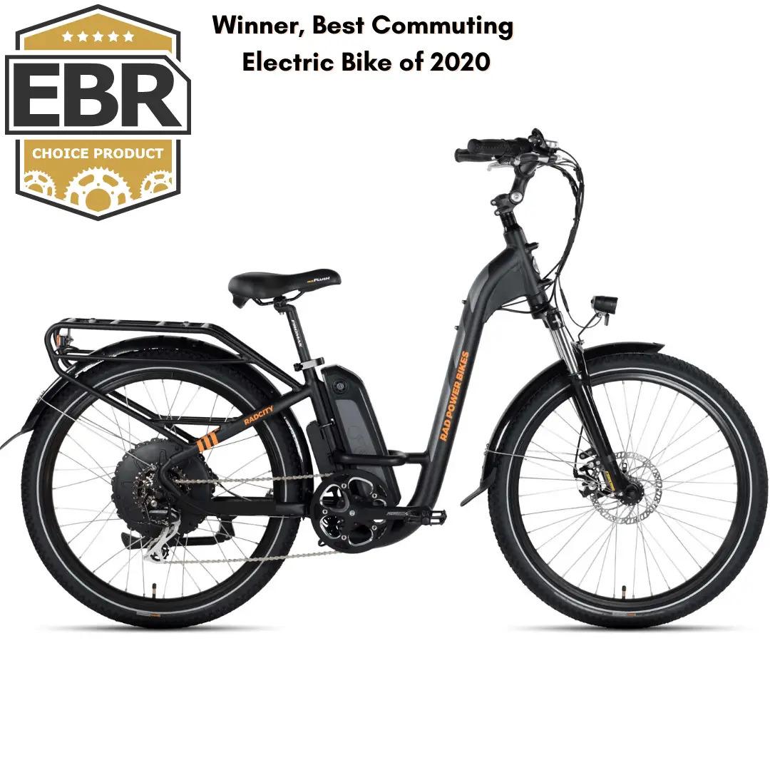 Electric bike rentals in Lake Tahoe