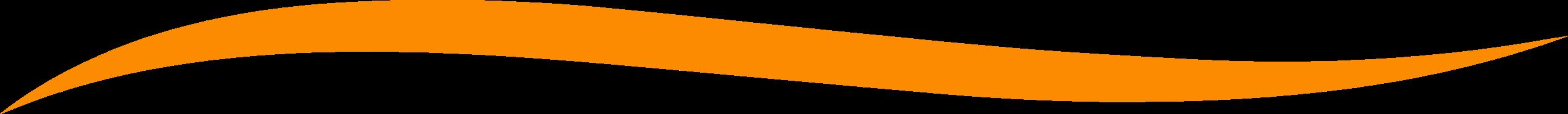 orange underline
